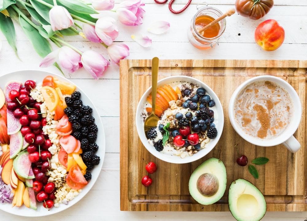 Mănâncă sănătos pentru un ten perfect